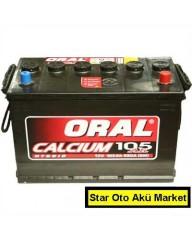 105 Amper Oral Akü