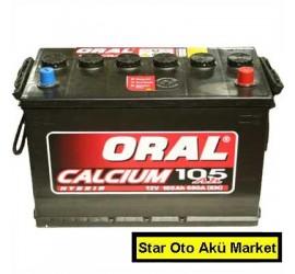 105 Amper Akü Fiyatları - 105 Amper Oral Akü