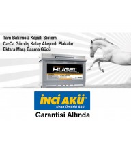 45 Amper Hugel Akü | İnci Akü Üretimi