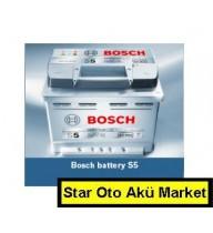 60 Amper Start Stop Bosch Akü - AGM