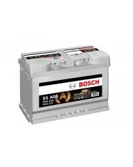 70 Amper Start Stop Bosch Akü ( AGM )