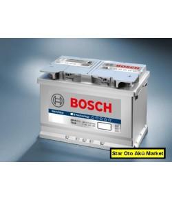 72 Amper Bosch Akü
