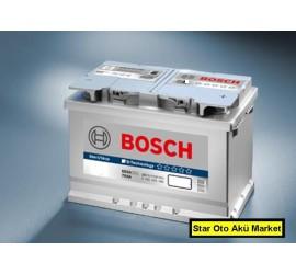 Bosch Akü Fiyatları - 72 Amper Bosch Akü