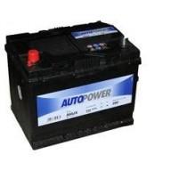 45 Amper Auto Power Akü