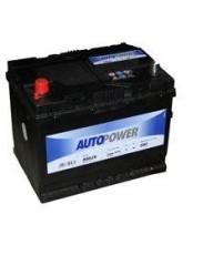 80 Amper Auto Power Akü
