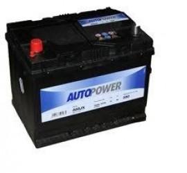50 Amper Auto Power Akü