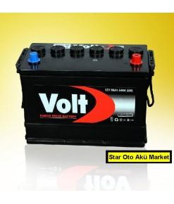 90 Amper Volt Akü
